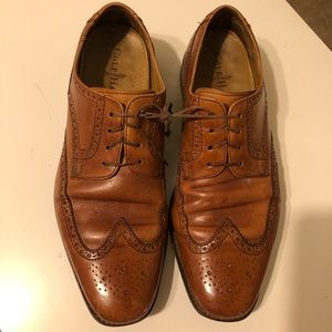 Cole Haan Nike Air Short Wing Oxfords 11 1/2